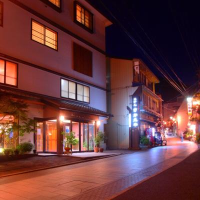 Hotel Sakaeya in Shibu Onsen