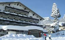 hotel alp akakura - hotel resort alp in Akakura Onsen