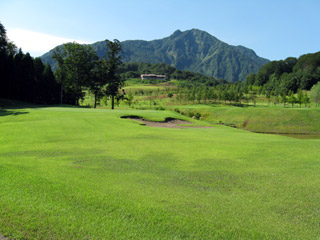 green messe golf club in Nou, Itoigawa City
