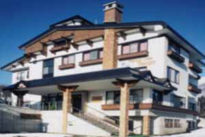 Highland Lodge Takegen in Suginohara Ski Area