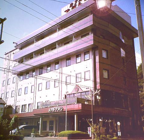 Platon Hotel in Togura-Kamiyamada Onsen, Nagano