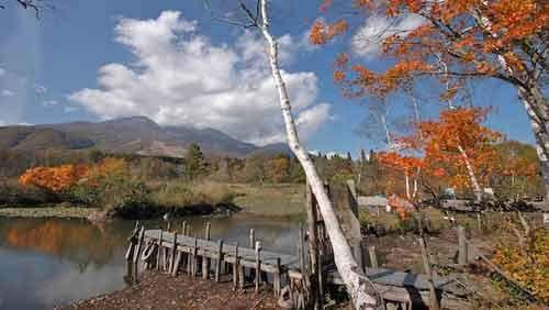 Imori-Ike Pond Ikenotaira