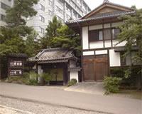 Jinpokau Inn in Kanbayashi Onsen near Jigokudani Monkey Park Japan