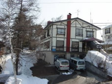 Lodge Myoko in Ikenotaira Onsen