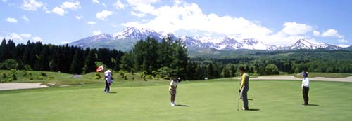 Myoko Sunshine Golf Club