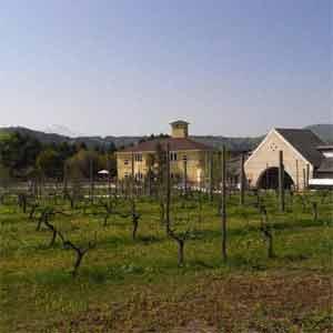 St.Cousair Winery in Nagano