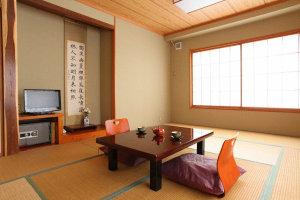 Ryokan Hakura room