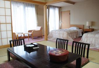 Hoshiwakan Hotel in Yudanaka Onsen
