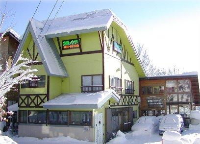 ski hotel Suginohara