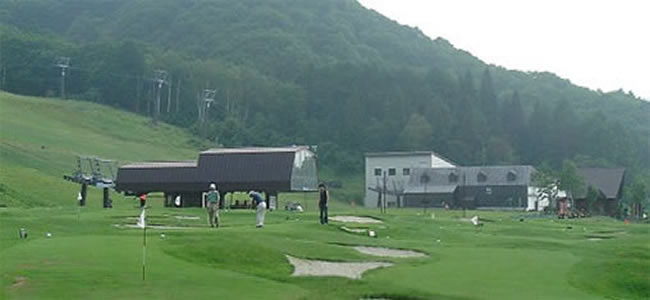 Madarao Mountain Resort Summer - Golfing, toboggan rides and other attractions